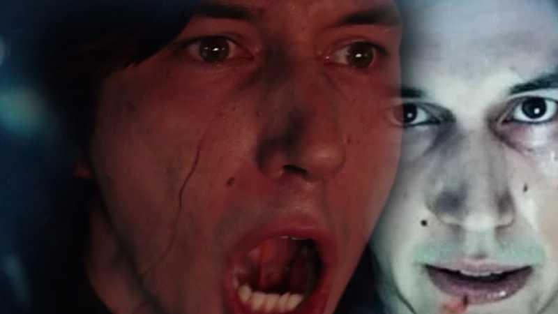 Star Wars Kylo Ren Ben Solo differenza Lato Oscuro Luce Lato Chiaro