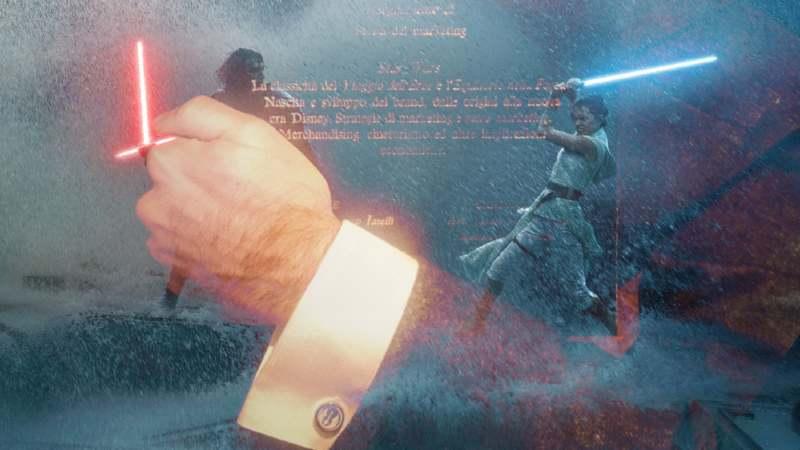 Star Wars Tesi di Laurea Guerre Stellari Italia Università