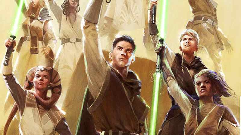Star Wars The High Republic Fumetti Romanzi(1)