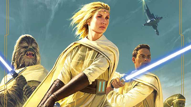 Star Wars The High Republic(1)
