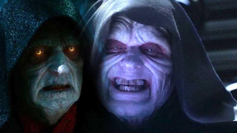 Star Wars Clonazione Darth Sidious Palpatine Imperatore Lato Oscuro