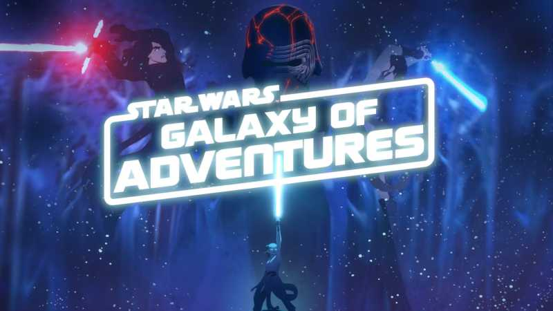 Star Wars Galaxy of Adventures Seconda Stagione Youtube Kids(1)