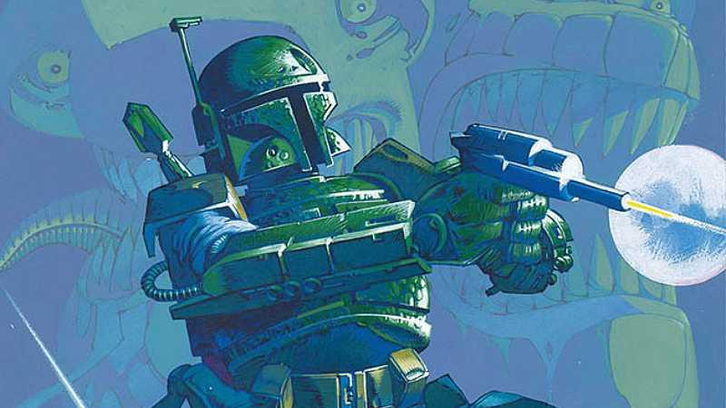 Star Wars Legends - Boba Fett Panini Comics(1)