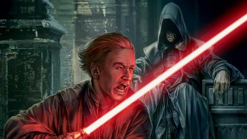 Star Wars The High Republic Darth Plagueis Palpatine Sidious Sith Sheev