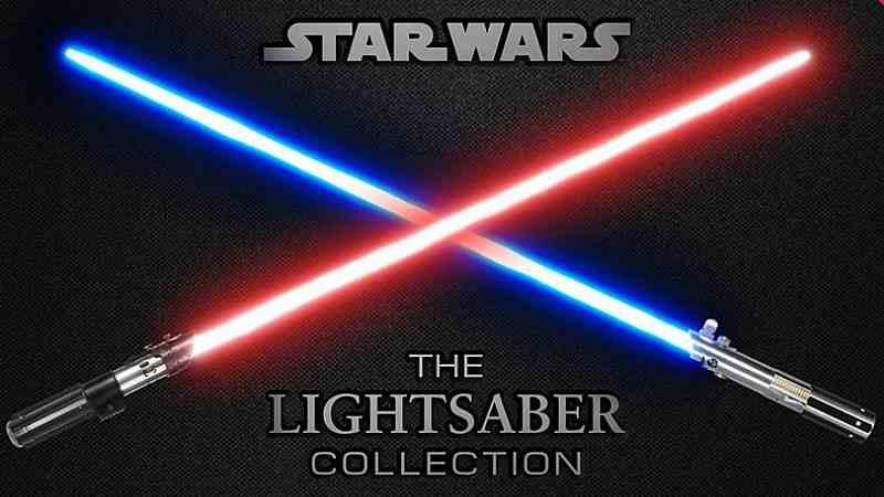 Star Wars annunciata la guida The Lightsaber Collection
