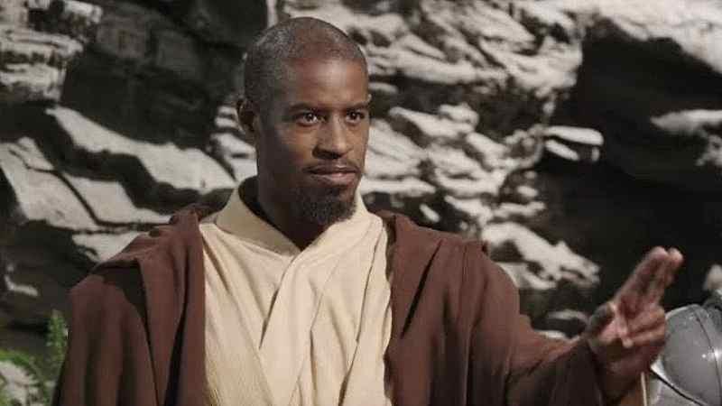 Kelleran Beq Ahmed Best Star Wars Jedi Challenge