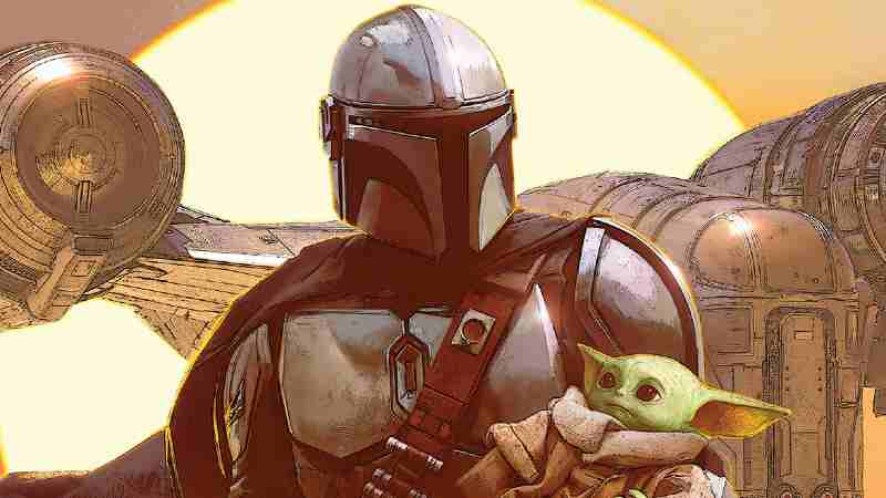 Star Wars The Art of The Mandalorian(1)