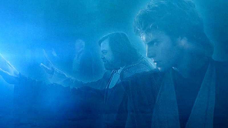 Star Wars Rise of Skywalker Ascesa Fantasmi di Forza