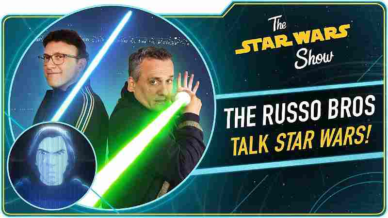 Star Wars The Russo Brothers(1)